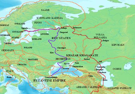 Rus_trade_routes